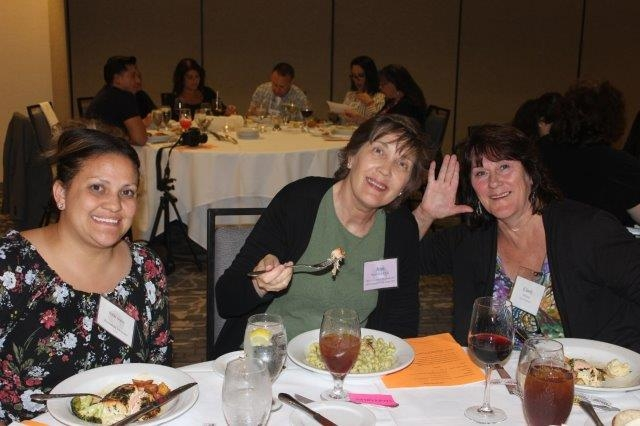 Nikki Sealey, Ann Posthill, CCLS and Cindy Wilson