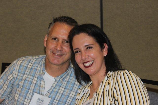 Steve Leonard and Yolanda Gollaz