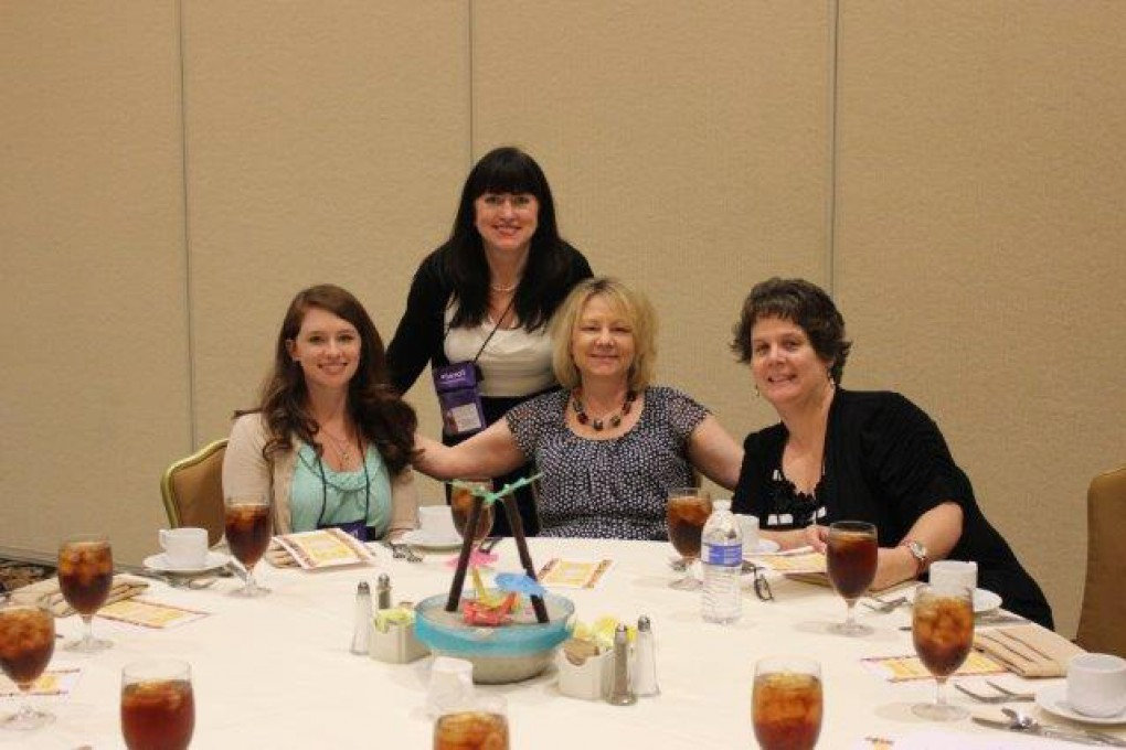 Heather-Schlaefli,-MaryBeaudrow,-CCLS,-Linda-Gubba-Reiner,-CCL-S&-Michele-Michell-at-Membership-Lunch