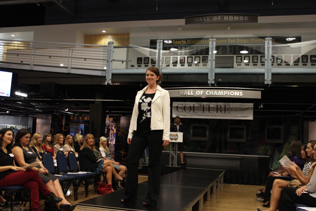 Heather-Schlaefli-on-the-runway