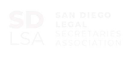 San Diego Legal Secretaries Association